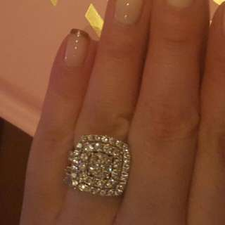 Stunning 3 Carat Diamond Ring