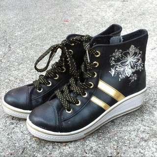 Heeled Sneakers