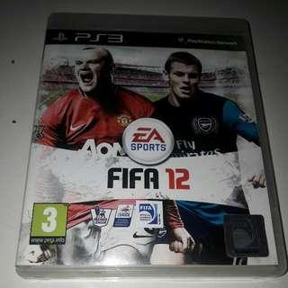 Fifa 12 PS 3