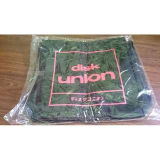 Disk Union Record Bag