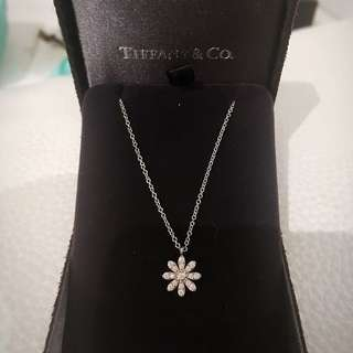 Authentic Tiffany & Co. Diamond Necklace