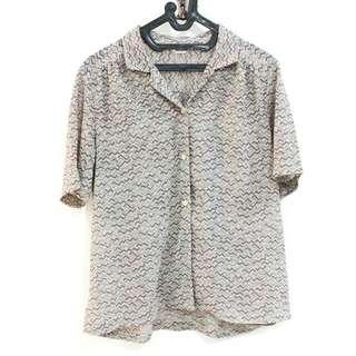 Simple Abstract Shirt