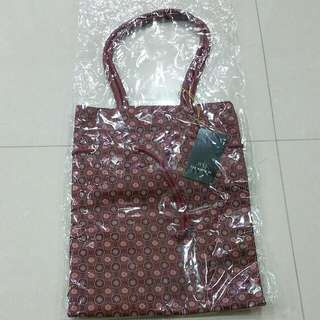 *BRAND NEW* Authentic Jim Thompson Patterned Tote Bag