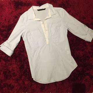 Zara Thin Stripes Shirt