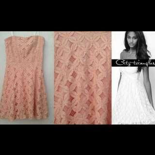 City Triangle Dress