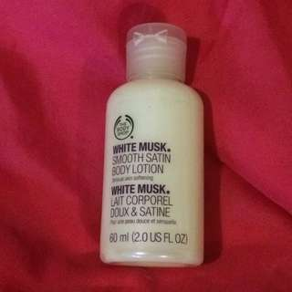 THE BODY SHOP LOTION