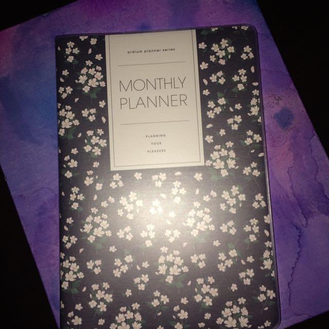 2017 Planner/Agenda