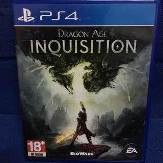 PS4 Dragon Age INQUISITION (R3)