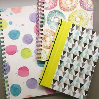 notebooks !!