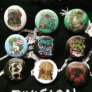 Button Badges RM2.