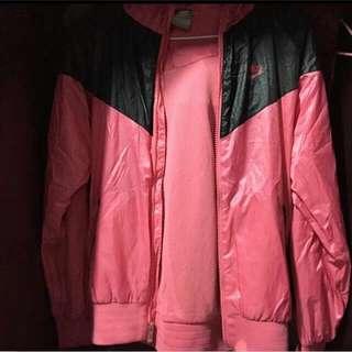 正版Nike防風外套