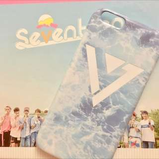 Seventeen Waves Phone Case