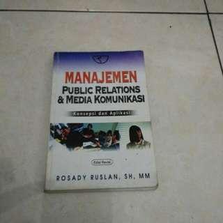 Manajemen Public Relation