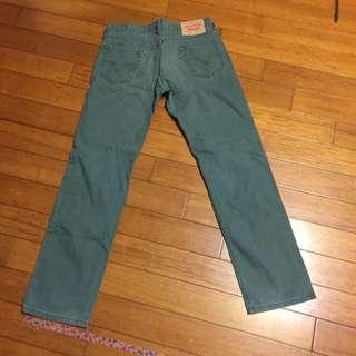 Levi's 牛仔褲 532