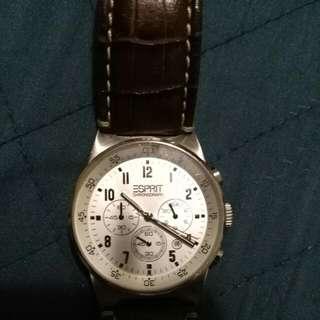 Esprit Chronograph Watch