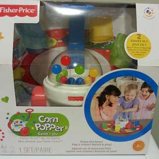 Fisher-Price Corn Popper  For Baby's toys