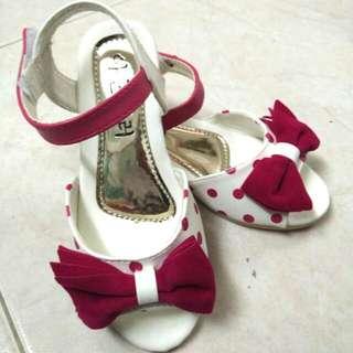 Girl's Flat OpenToe Sandal