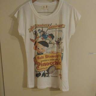 Korean Walt Disney Shirt