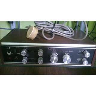 Vintage Hakkoh Amplifier