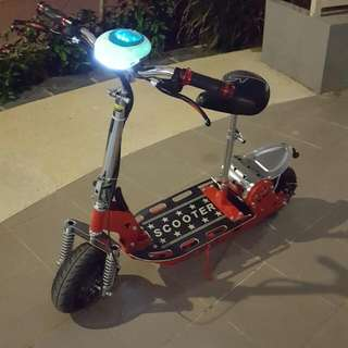 E-scooter (Foldable) (RESERVED)