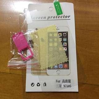 Samsung Note 3 高清膜