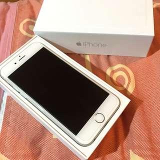 Iphone6 16G 銀色(gray)