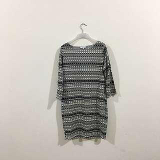 NEW LOOK Long Sleeves Dress