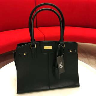BCBG BUSINESS LADY CHIC HANDBAG