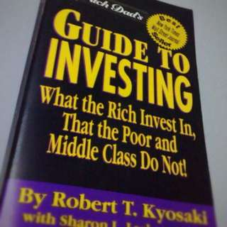 Robert Kyosaki's Award Winning Book
