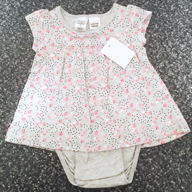 3-6mths (00) Dress