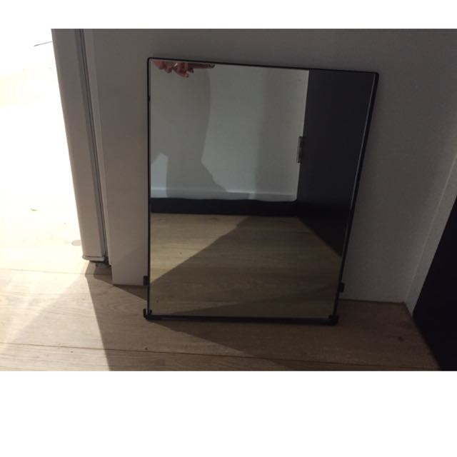 Around 50cm Tall Desk/bathroom Mirror