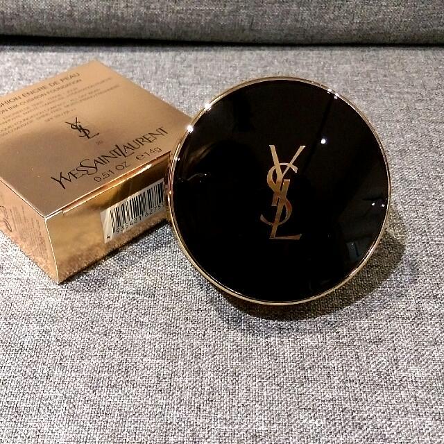 全新 YSL 恆久完美氣墊粉餅 20