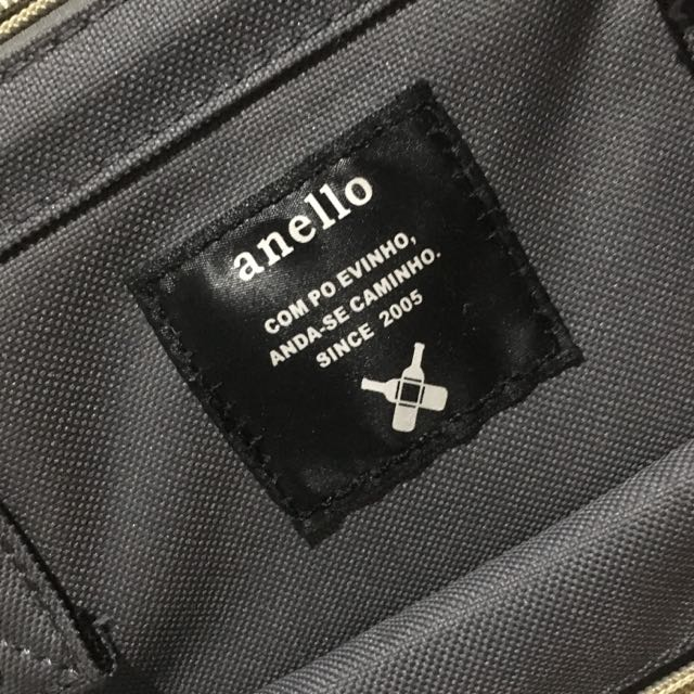 ANELLO 3-WAY BAG