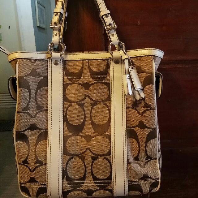 AUTHENTIC COACH BAG FROM JAPAN f73a78cc8b09a