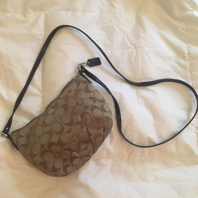 AUTHENTIC Coach Small Handbag