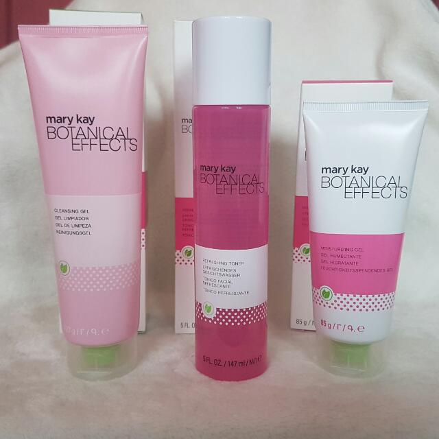 Botanical Effects Evolution Set By Mary Kay
