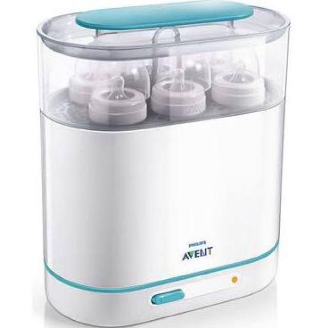 Brand New Avent 3 in 1 electric steriliser