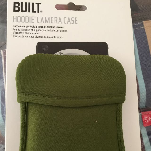 Brand New Built Camera Case