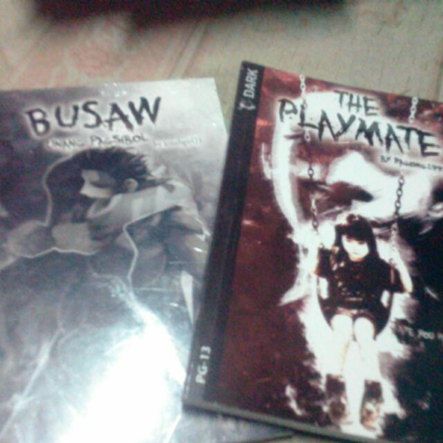 Busaw The Playmate