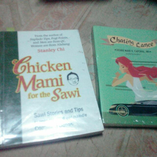 Chicken Mami For The Sawi Chasing Lance