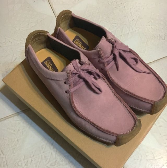 Clarks Originals Natalie (Vintage Pink) 6de21059c9