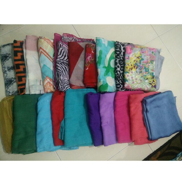 Combo Wide Shawls