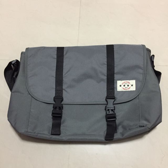 f387a197761 Converse Messenger Bag, Men s Fashion, Bags   Wallets on Carousell