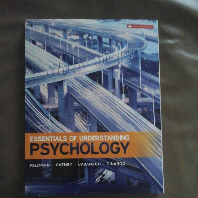 Essentials Of Understanding  Psychology  5th Edition