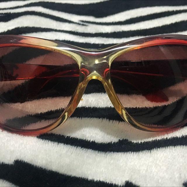 Faded Red Sunglass 😎