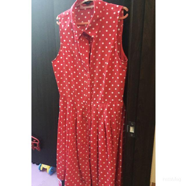Repriced: 250 Forever 21 Dress