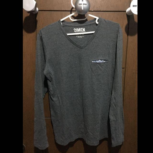 Forever 21 Men V-neck Sweater