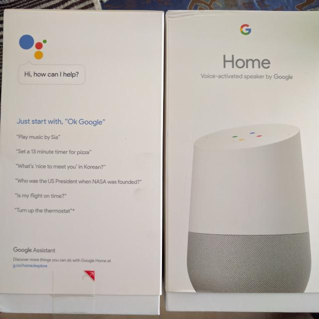 Google Home From US