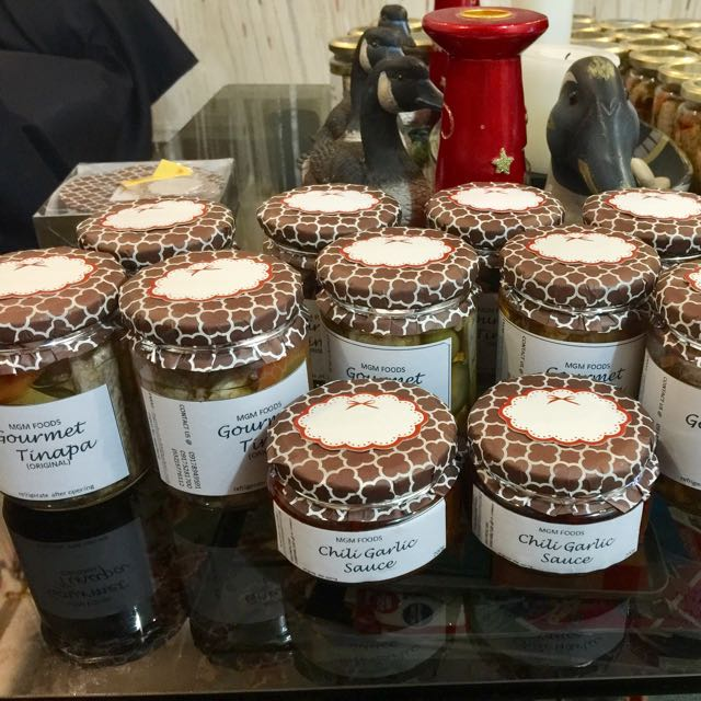 Gourmet Tinapa And Chili Garlic Sauce