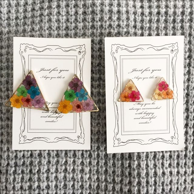 Handmade My's Earrings